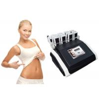 Buy cheap Double Heads Cellulite Removal Machine Vacuum Ultrasonic Cavitation Fat Burning from wholesalers