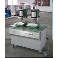 Buy cheap File Two Edge Protectors Fixing Machine/file making machine from wholesalers