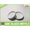 Buy cheap Aluminum lid for cosmetic jar, complete aluminum screw lid for bottle, aluminum from wholesalers