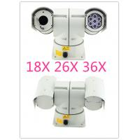 Buy cheap Night vision High Vehicle Car PTZ camera  Mounted 360 Degree 36X sony chip 1010P from wholesalers