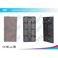 Buy cheap High Brightness Outdoor Rental Led Display P4.81mm With Die Casting Aluminum from wholesalers