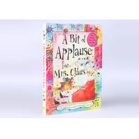 Buy cheap Delicate Glossy Finishing Childrens Board Books Full Color With Dust Jacket from wholesalers