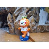 Buy cheap Indoor Decorative Fiberglass Statues Shopping Cartoon Character With Bag from wholesalers