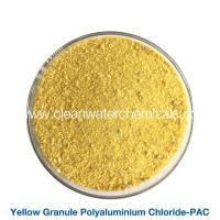 Buy cheap Polyaluminum Chloride PAC For Drinking Water Treatment from wholesalers
