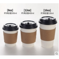 Buy cheap Food Grade 45mm 4ozA Compostable PLA Coated Paper Cup from wholesalers