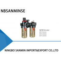 High Performance Air Filter Regulator Lubricator AFC / BFC Airtac Type Instrument