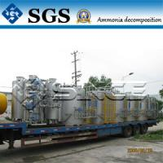 Buy cheap Metallurgy / Heat Treatment Ammonia Gas Generator HydrogenGenerator from wholesalers