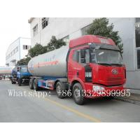 Buy cheap 6*4 FAW LPG Transport Truck 14 ton from wholesalers