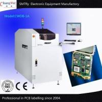 Buy cheap Automatic Cnc Laser Pcb Labeling Machine With High Precision CWDB-1A from wholesalers