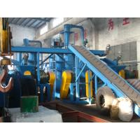 Buy cheap 5.5KW Waste Tyre Recycling Machine Tire Recycling Equipment , JYM 500-3000kg/h from wholesalers