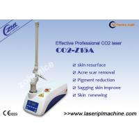 Buy cheap Scar Removal and Pigment Removal 15W Co2 Surgical Medical Laser Machine from wholesalers