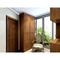 Buy cheap Saving Space Hinged Door Bedroom Closets And Wardrobes With Soft Closing from wholesalers