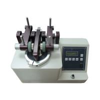 Buy cheap DIN-53754 Digital Display Taber Abrasion Testing Machine For Suitcases / Carpets from wholesalers