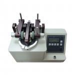 Buy cheap DIN-53754 Footwear Testing Equipment Digital Display Taber Abrasion Testing Machine from wholesalers