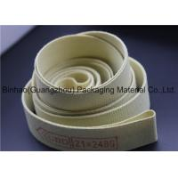 Buy cheap Heat Resistant Gamiture Tape , Different Specification Aramid Fiber Fabric Tape product