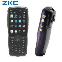 Buy cheap Android handheld keyboard terminal with 1D laser barcode scanner and wifi from wholesalers