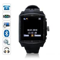 Buy cheap Quad Band GSM Watch Phone with Bluetooth, Unlocked 1.5Touch Screen MP3 Player (G2) from wholesalers