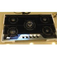 Buy cheap Popular Italy Sabaf 5 Burners Durable Kitchen Built-in Gas Hob from wholesalers