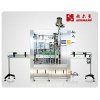 Buy cheap Fully Automatic Beer Glass Bottling Machine For Medium Capacity Brewery from wholesalers