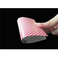 Buy cheap Black Core Casino Quality Playing Cards Paper Linen Matt Varnish with Standard Poker Size product
