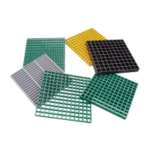 Buy cheap Fiberglass Reinforced Plastic 25mm ASTM D635 FRP Grating from wholesalers