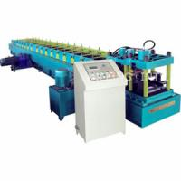 Buy cheap 18 Stations C Purlin Forming Machine , Metal Roll Forming Machine For Purlin from wholesalers