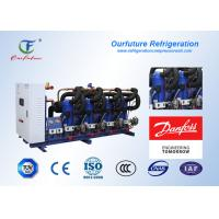 Buy cheap Danfoss Refrigeration Compressor Unit , Small Cold Storage Refrigeration Condensing Unit from wholesalers