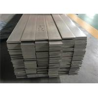 Buy cheap Durable Stainless Steel Profiles Flat / Angle Stainless Steel Bar High Tensile Strength from wholesalers