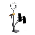 Buy cheap Indoor Swan Neck Bracket 6 Inch 6000K Beauty Fill Light from wholesalers