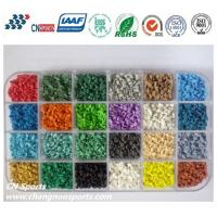 Buy cheap Various Bright Colours UV Resistant  EPDM Rubber Granules from wholesalers