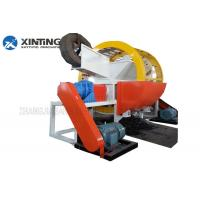 Buy cheap Waste Tire Double Shaft Shredder High Efficiency from wholesalers