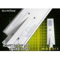 Buy cheap 5 Year Warranty Smart All In One Solar Panel Street Lights With Lithium Battery from wholesalers