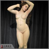 Buy cheap Wholesale Realistic Silicone Nude Wax Figure from wholesalers