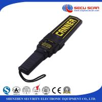 Buy cheap Government high sensitive hand wand metal detector commercial security check from wholesalers