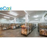 Buy cheap Industrial Refrigeration Food Storage Warehouse With Colored Steel For Prepared Food from wholesalers