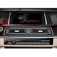 Buy cheap Capasitive Screen Bmw 5 Series Sat Nav , 10.1 Inch Android Car Stereo Wince System product