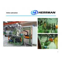 China Steel Wire Rope Online PP Extrusion Injection Line For Eevator and Marine in Planetary Stranding Machine on sale