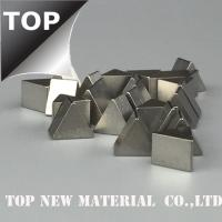 Buy cheap Cobalt Chrom Alloy Stellite Stellite Saw Tips Powder Metallurgy Processing from wholesalers