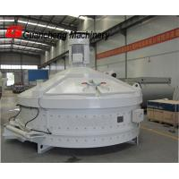 Buy cheap 3900kg Weight concrete planetary mixer Ni-hard cast iron blades are more wearable from wholesalers