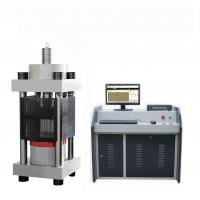 Buy cheap PTE -2000 Concrete Compression Testing Machine Price product