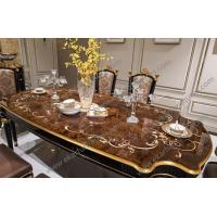 Buy cheap Marble dining table prices with chairs vintage furniture manufacturer list table TN-028A from wholesalers