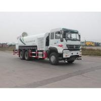 Buy cheap Septic Tank Truck Sewer Suction Truck Total Weight (Kg) 25000 White Color from wholesalers