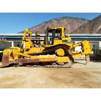 Buy cheap D8R Second Hand Caterpillar Bulldozer , Used Cat Bulldozer with Blade / ripper from wholesalers