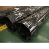 Buy cheap High strength winding process Filament Wound Carbon Fiber Tube Size Customized from wholesalers
