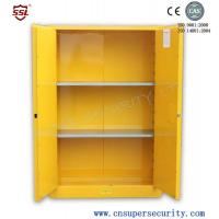 Buy cheap Vertical Acid Chemical Storage Cabinet for dangerous liquid storage from wholesalers