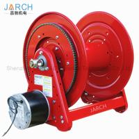Buy cheap Heavy Duty 115 V AC Motor Driven 100 ft. Hose Reel,Steel / Customized Stainless Steel Water Cable Reels from wholesalers