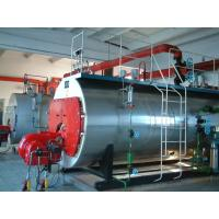 Buy cheap Corrugated Furnace Oil Fired Steam Boiler , High Efficiency Natural Gas Steam Boiler from wholesalers