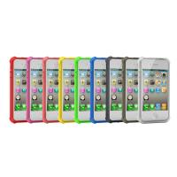 Buy cheap Smooth TPU iPhone 4 Protective Covers And Cases For Mobile Phone from wholesalers
