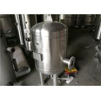 Buy cheap Titanium Clad Heater Stainless Steel Air Receiver Tank With X - Ray Inspection from wholesalers