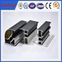 Buy cheap systmem aluminum profile for curtain wall, aluminium frame glass wall product